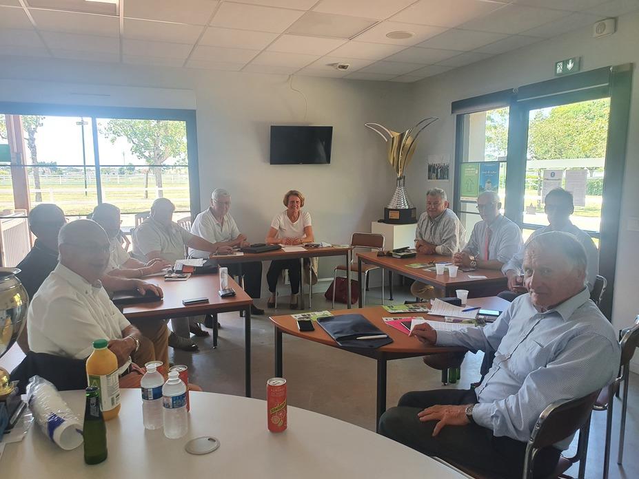 Une association pour représenter les hippodromes de la région Centre Val de Loire
