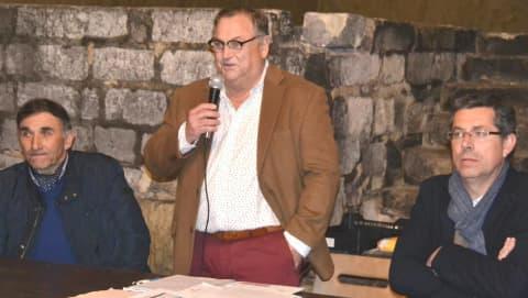 Décés d'André Pelletier, Président de l'hippodrome de Chinon