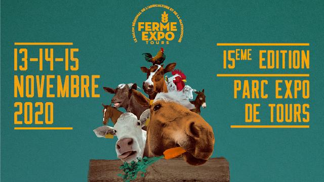 Ferme Expo Tours