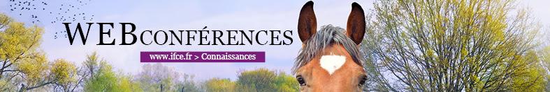 Le programme des webconférences de l'IFCE du 3 au 12 avril 2018.