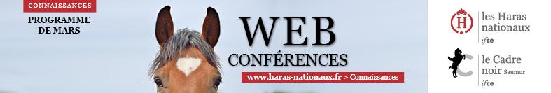 Programme des Webconférences du 11 au 25 septembre 2018