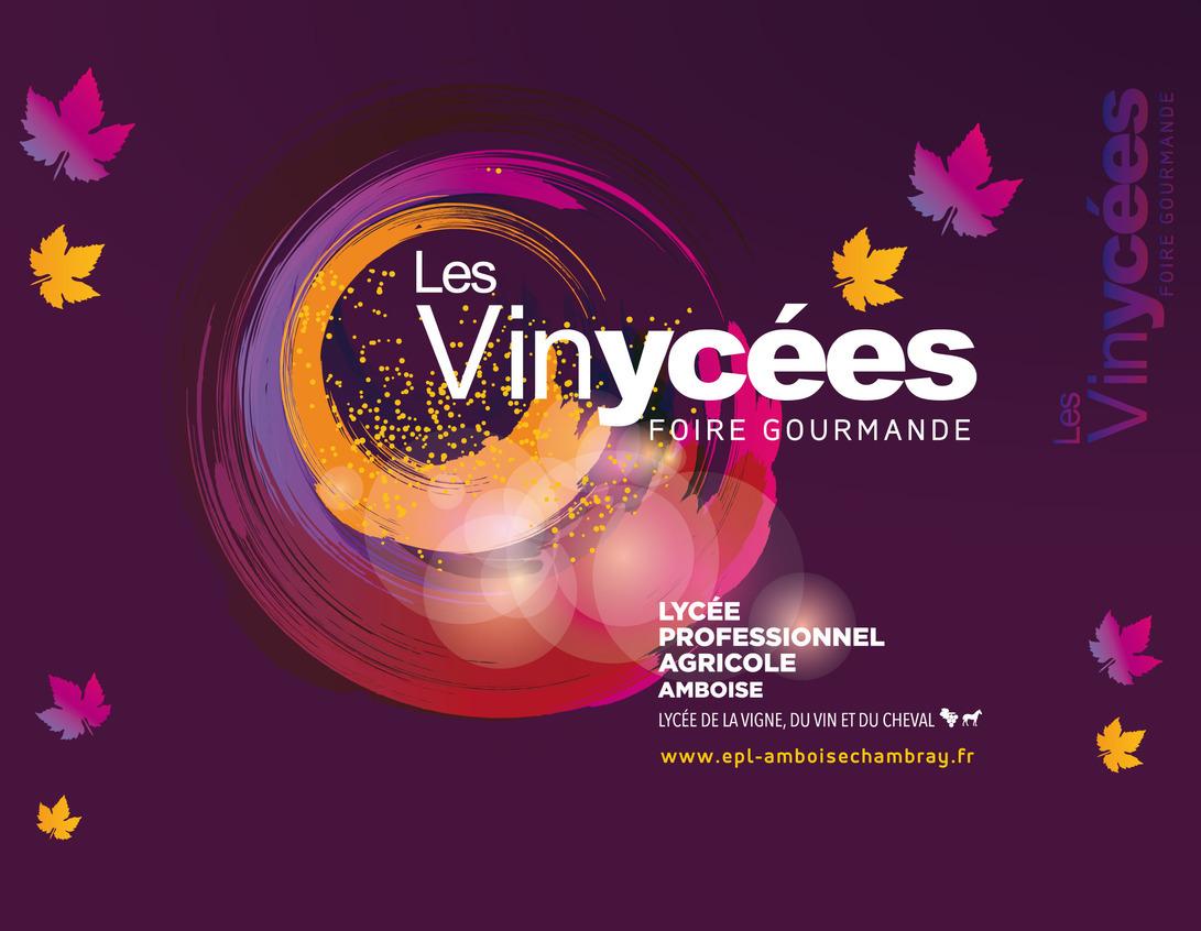 23ème VINYCEES au lycée agricole d'Amboise avec la participation de l'IFCE et de l'AFAGNB