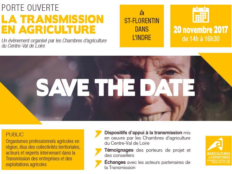 Portes ouvertes : la transmission en agriculture